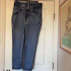 "JJ ""Tushy Jeans"" by Vior size 17"